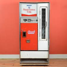 Rc Cola Vending Machine