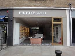 Fired Earth Kitchen Tiles New Fired Earth Showroom Kitchen Sourcebook