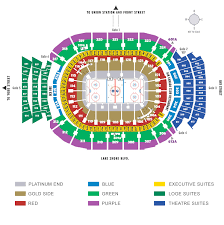 Ottawa Senators Seating Chart Toronto Maple Leafs Tickets Leafs Tickets Schedule