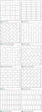 Bathroom Tile Layout Designs Alluring ...