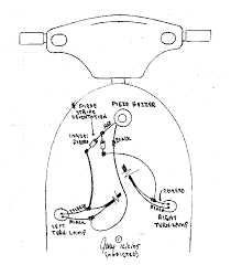 modern vespa all loud turn signals save lives i finally decided on a pictorial diagram as pioneered by the aztec ns the wiring diagram is meant to be self explanatory using the wiring diagram as