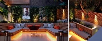 Small Picture Blog Case Study Urban West London Garden uses Contemporary