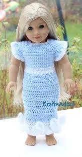 American Girl Crochet Patterns Simple Design Inspiration