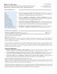Finance Manager Resume Template Awesome 13 Beautiful Stock Best