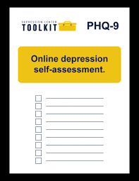 Patient Health Questionnaire Phq 9 Depression Center