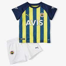 Fenerbahçe 21-22 Puma İç Saha Forması TANITILDI – esvaphane