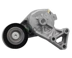 serpentine belt tensioner. serpentine belt tensioner for the pd engines (bew) in mkiv tdis. e