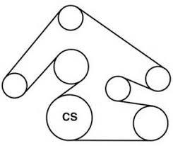 similiar buick lucerne 3 8 belt routing keywords belt diagram additionally 2005 buick engine diagram on 08 buick