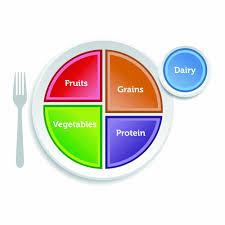 healthy food plate diagram. Simple Food My Plate 2 Intended Healthy Food Plate Diagram F