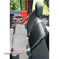 nfl car seat covers rear seat cover for jeep wrangler 2 door in black by rugged nfl car seat covers