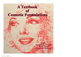 pdf textbook of cosmetic formulations