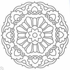 Mandala Disegno Da Colorare Gratis 100 Disegni Da Colorare E