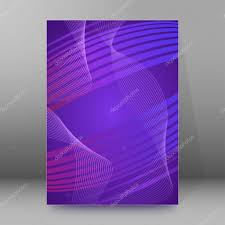 Brochure Cover Pages Background Report Brochure Cover Pages A4 Style Abstract Glow07