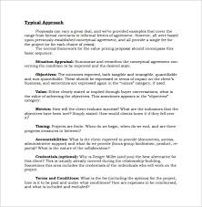 Formal Proposal Example Custom Sales Proposal Templates 48 Free Sample Example Format Download