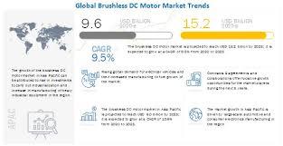 brushless dc motor market by type