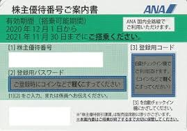 ANA株主優待券(グリーン) | ANA・JAL株主優待券即納販売