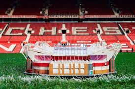 See more ideas about manchester united stadium, manchester united, manchester. Old Trafford Lego Set Launched To Celebrate The Manchester United Stadium S 110th Anniversary Manchester Evening News