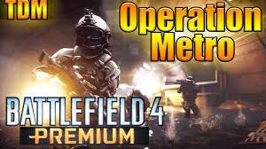 BF4 - OPERATION METRO - <b>CONQUISTA</b> #1 - YouTube