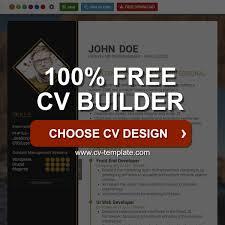 online free cv template cv template free online cv builder best cv templates