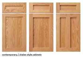 modern cabinet doors. Kitchen Cabinet Styles Via Modern Doors