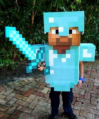 the time diamond armor minecraft steve was more important than sleep