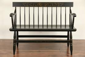 Ikea Entryway Storage Benchhallway Bench Seat With Hall Tree Image Black Hall Bench