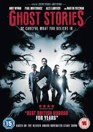 Ghost Stories [Edizione: Regno Unito]: Amazon.it: Film e TV