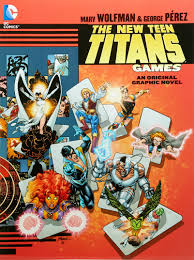 Teen titans soft cover