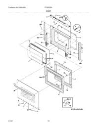 parts for thermador sct wall oven com 05 mid plenum parts for thermador wall oven sc302t from com