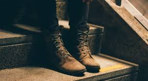 how to clean light brown leather boots