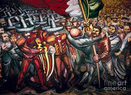 david alfaro siqueiros was a mexican social realist painter better known for his large murals in fresco along with go rivera and josé clemente orozco
