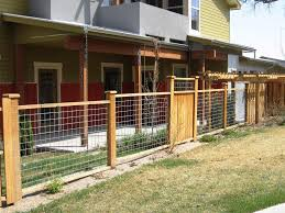 Welded Wire Fence Designs Thehrtechnologist Wood and Wire Fence