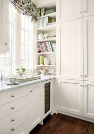 Southern Living Kitchens Crisp Classic White Kitchen Cabinets Southern Living