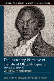 interesting narrative of the life of olaudah equiano   image interesting