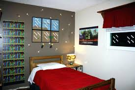 Minecraft Bedroom Ideas Pinterest Wallpaper Craft Theme Kids Sets For Boys  Border Ink Your Wall