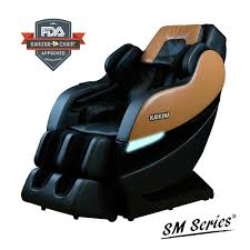top performance kahuna superior massage chair with new sl track with 6 rollers sm7300