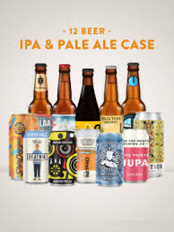 ipas and pale ales 12 beer mixed case