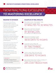 Operational Excellence Example From Practicing Excellence To Mastering Excellence 67