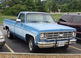 Curbside Classic: 1978 Chevrolet Scottsdale , paint it different ...