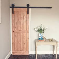 as you know closets are not the cleanest things in your home but with a sliding barn door all anyone will see is your style whether it s in the hallway