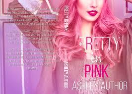 pretty in pink premade book cover