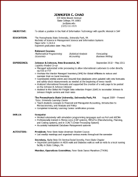penn state resume resume resume of james barbush  how to write the penn topics for a research essay samples of 5