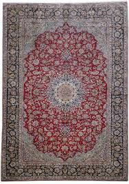 image is loading persian isfahan rug living room handmade red 11