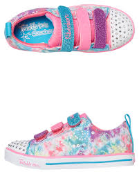Skechers Toddler Light Up Shoes Australia Girls Sparkle Lite Twinkle Toes Shoe Youth