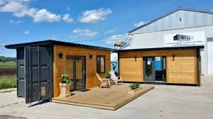 container office design. Unbelievable 160 Sq Ft Shipping Container Office / Studio | Home Design Ideas