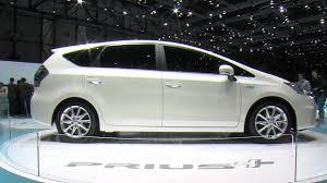Toyota Prius+ - the Full Hybrid 7-seater video - YouTube