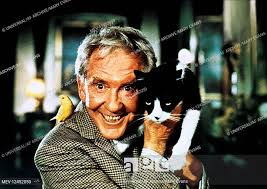 Burgess Meredith Characters: Charles Chazen Film: The Sentinel (USA 1977)  Director: Michael Winner..., Stock Photo, Picture And Rights Managed Image.  Pic. MEV-12452050 | agefotostock