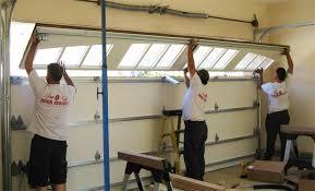 replace garage doorhow to replace garage door opener motor  House Design