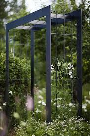 Modern Arbor Design Garden Trellis Support Plants Reach Their Potential Garden