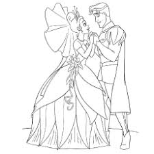Top 30 Free Printable Princess And The Frog Coloring Pages Online